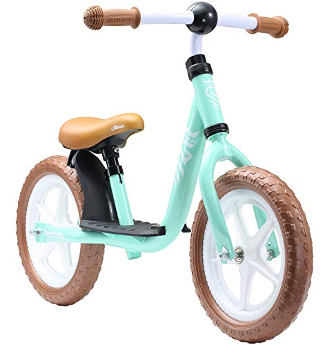 LÖWENRAD Kinderlaufrad ab 3, 4 Jahre, 12 Zoll Jungen und Mädchen Laufrad, leichtes Kinderrad...