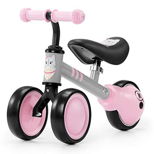 Kinderkraft Laufrad CUTIE, Lernlaufrad, Kinderlaufrad, Lauflernrad, Fahrrad ohne Pedale, Dreirad,...