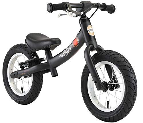 BIKESTAR Kinder Laufrad Lauflernrad Kinderrad für Jungen und Mädchen ab 3 - 4 Jahre | 12 Zoll...